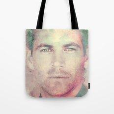 PAUL WALKER R.I.P Tote Bag