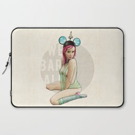 Mrs. Florida Laptop Sleeve