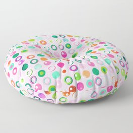 Take on Dots no2 Floor Pillow