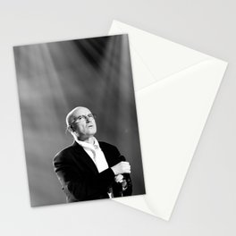 Phil Collins Stationery Cards