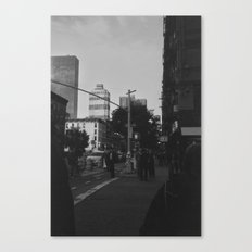 Where Canvas Print
