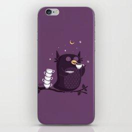 Coffee-Holic iPhone Skin