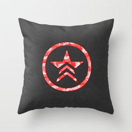"""My Favorite Things"" Renegade Throw Pillow"