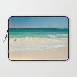 beach blue Laptop Sleeve