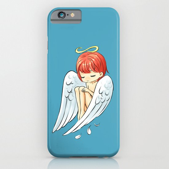 Little Angel iPhone & iPod Case