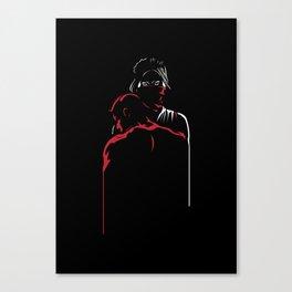 Devil's Heartbeat Canvas Print