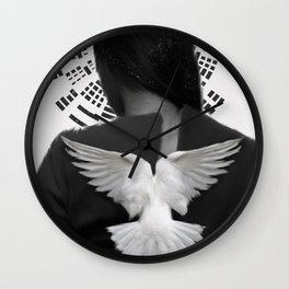I L L U M I N A T E Wall Clock