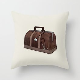LOST Luggage / Jack Throw Pillow