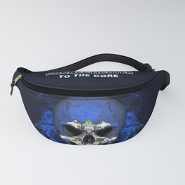 To The Core Collection: Connecticut Fanny Pack