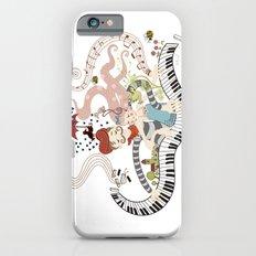Love Piano Duet iPhone 6s Slim Case