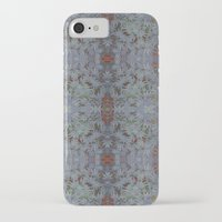 marijuana iPhone & iPod Cases featuring Marijuana print  by Kim Barton