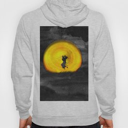 You may not be able to fight like a Samurai, but at least you can die like. Hoody