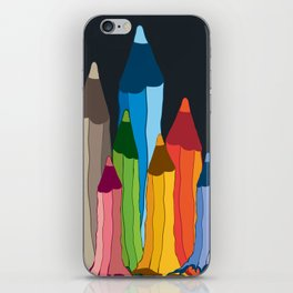 Creativity iPhone Skin