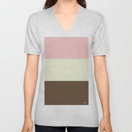 Ice Cream Truck Collection ( My Favourite)  Unisex V-Neck