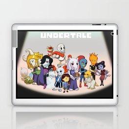 Undertale Group Shot Laptop & iPad Skin