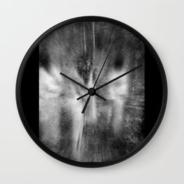 Haunting Wall Clock