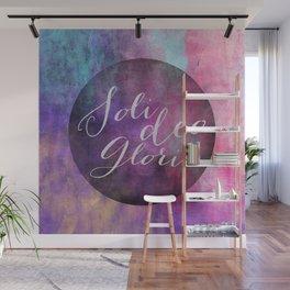 Soli Deo Gloria Abstract Wall Mural