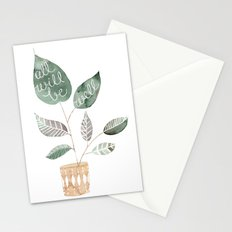 All Will Be Well Stationery Cards