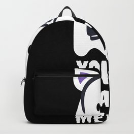 Youre freaking meaowt Cat Pun Backpack