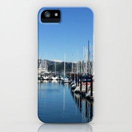Sausalito iPhone Case