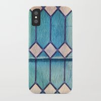 window iPhone & iPod Cases featuring window by Claudia Drossert