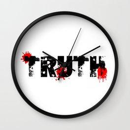 """Bowling Green massacre"". Wall Clock"