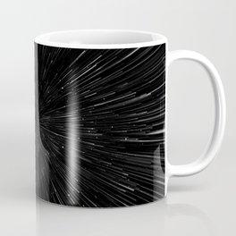 Planet Pixel Rush Coffee Mug