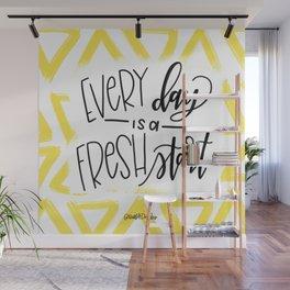 Fresh Start Wall Mural