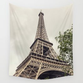 Tour Eiffel  Wall Tapestry