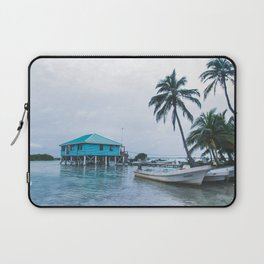 Island Retreat Laptop Sleeve