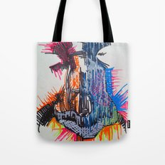 The Nose Knows Tote Bag