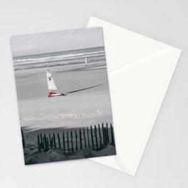 Sailing Land Yachting Stationery Cards