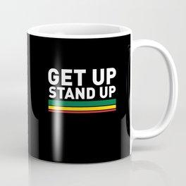 Get Up Stand Up / Rasta Vibrations Coffee Mug