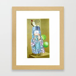 VENUS 3000 Framed Art Print