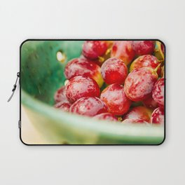 Red Grapes Laptop Sleeve