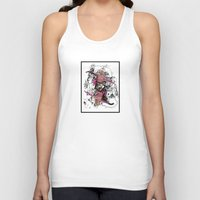 hollywood Tank Tops featuring Hollywood/Fame by SeanAndOnAndOn