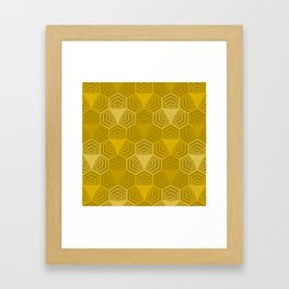 Op Art 43 Framed Art Print