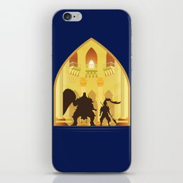 Ornstein and Smough (Dark Souls) iPhone Skin