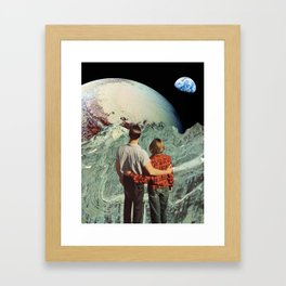 Introspective Framed Art Print