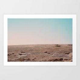 Mars ∆ Art Print