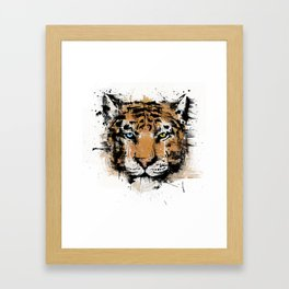 Mushin (no mind) Framed Art Print