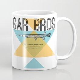 Gar Bros Infinite Pyramids Logo  Coffee Mug