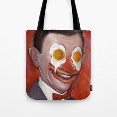 Mr. Breakfast Tote Bag