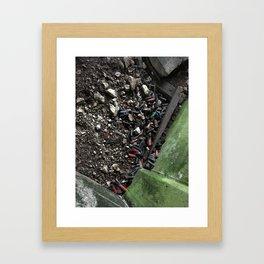 Cartridge Cache Framed Art Print