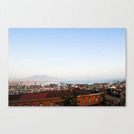 In Napoli  Canvas Print