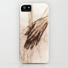 Mind bother iPhone Case
