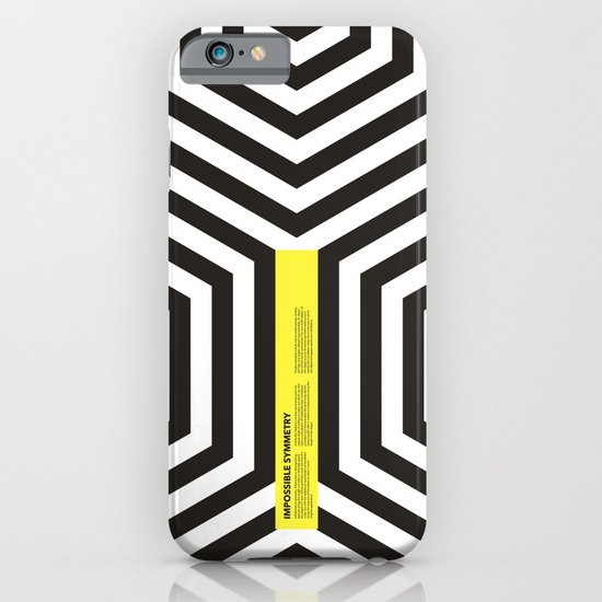 Impossible Symmetry - Cebra iPhone & iPod Case
