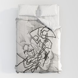 Crackle Pop Comforters