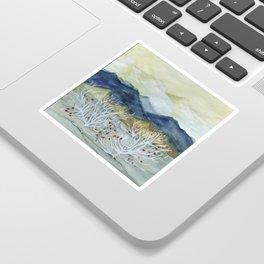 Parallel universes Sticker