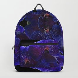 Opulent Orchid Symmetry Backpack